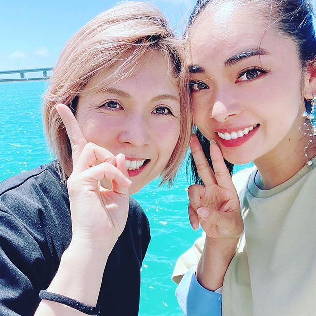 ナナとハチの修行は続く出逢ってくれてありがとう️ (from Instagram)